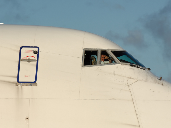 Atlas Air  Boeing 747-47UF    N499MC