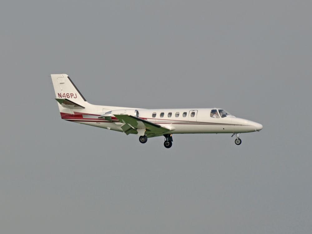 Cessna 551   N46PJ