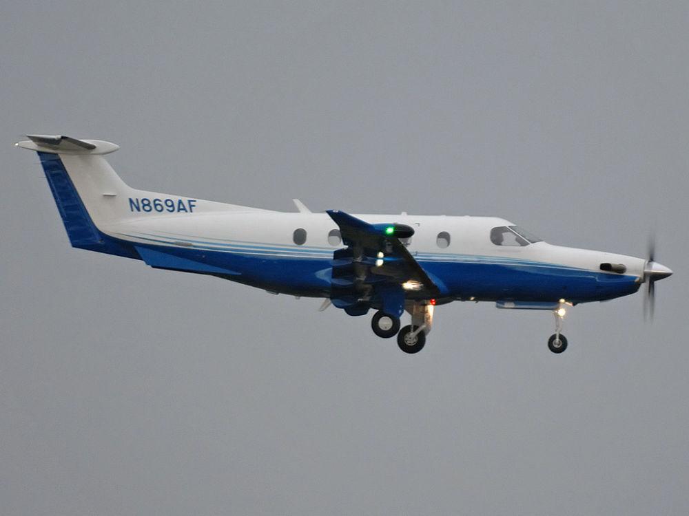 Pilatus PC-12/47   N869AF (CN 869)