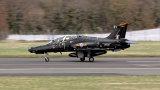 RAF  BAe Hawk 128 T.2   ZK032