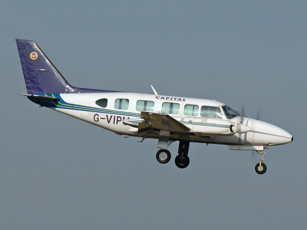 Piper  PA-31-350 Navajo Chieftain    G-VIPU