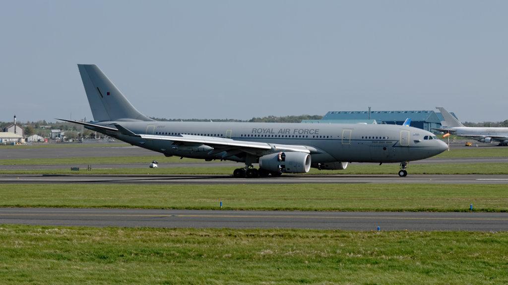 RAF  Airbus A.330-232 MRTT  KC.3   ZZ337