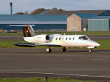 Gates Learjet 35A    C-GDJH