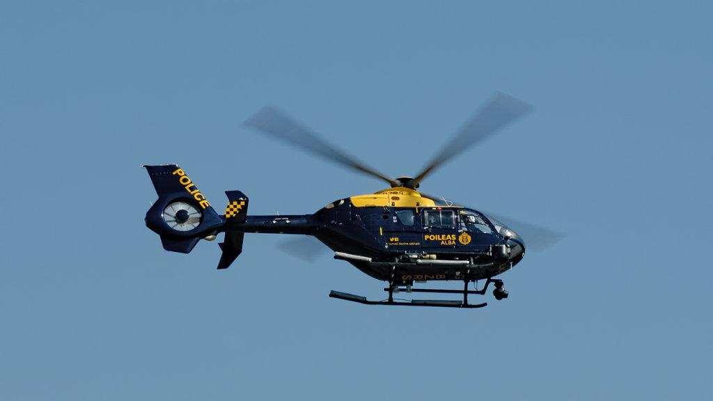 Eurocopter EC.135T-2  G-BZRS