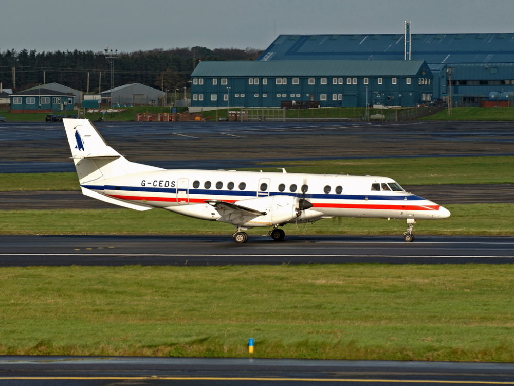 Jetstream 4102   G-CEDS
