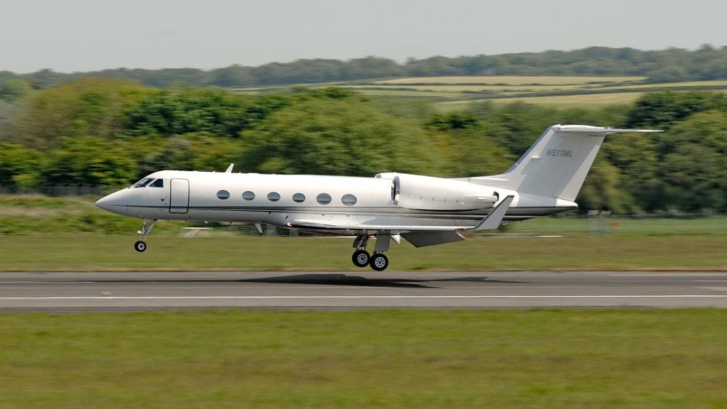 Gulfstream G-IV  N517ML