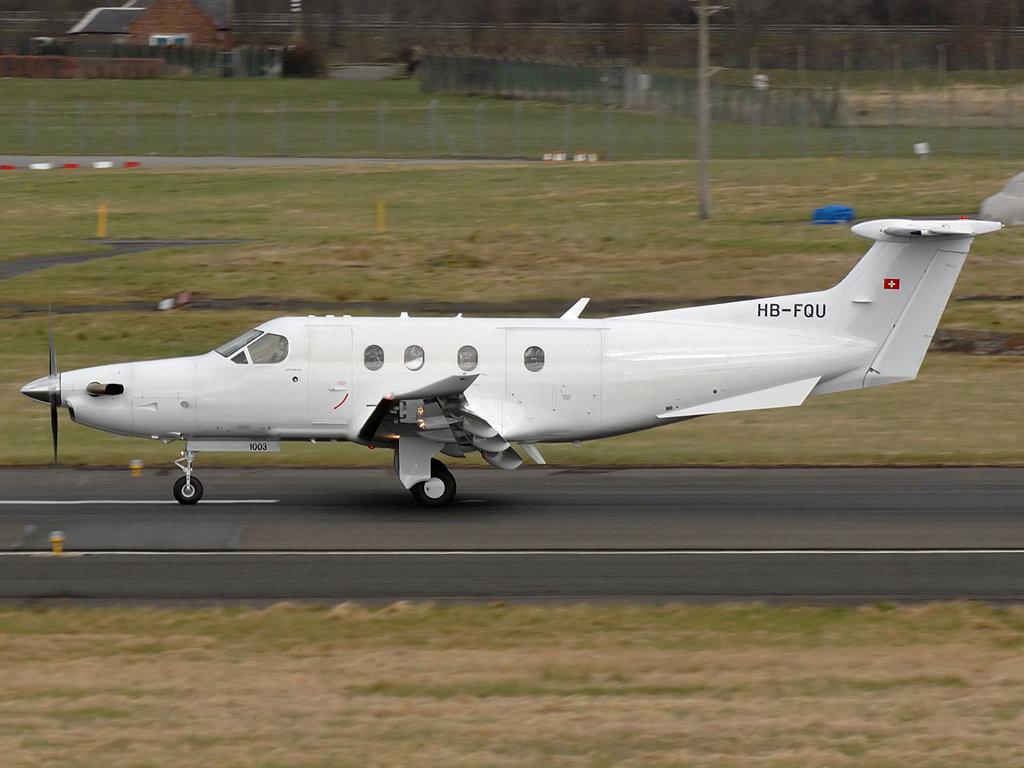 Pilatus   PC-12NG  HB-FQU (1003)
