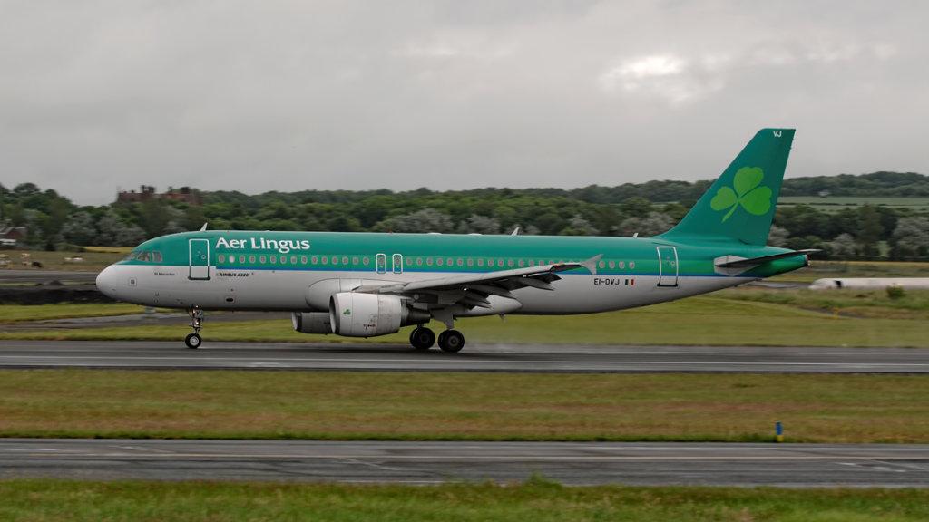 Aer Lingus   Airbus A320-214   EI-DVJ