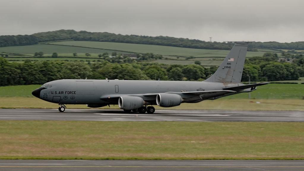 USAF Boeing KC-135R  62-3545