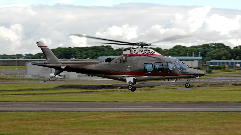 Augusta  AW-109SP   G-SGRP
