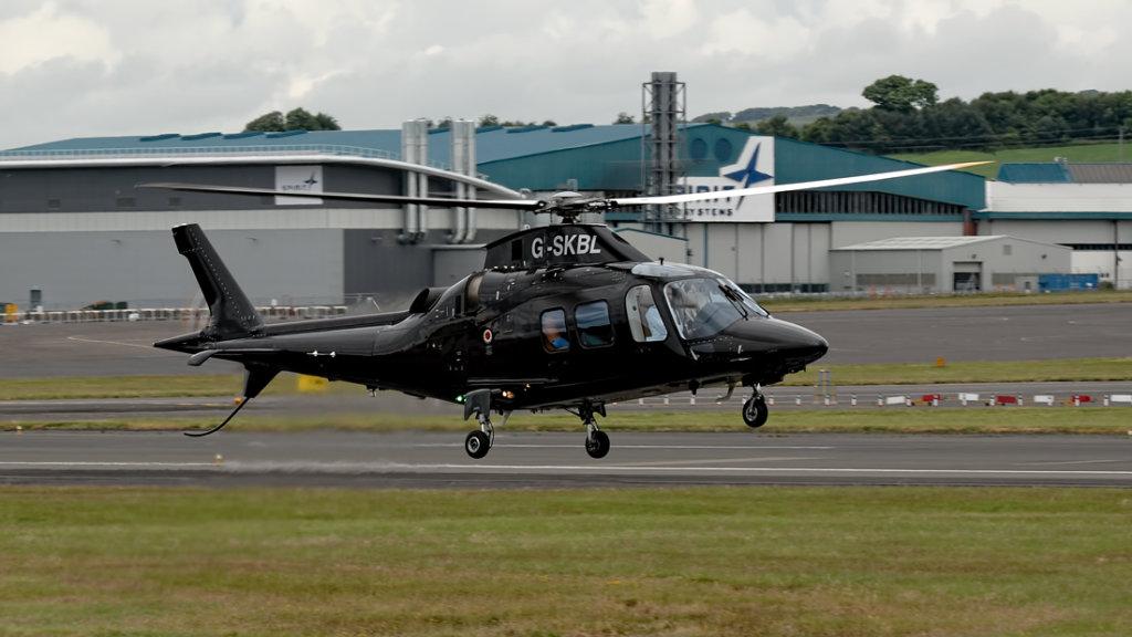 Augusta  A-109S   G-SKBL