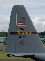 USAF Lockheed Hercules C-130H   96-1007