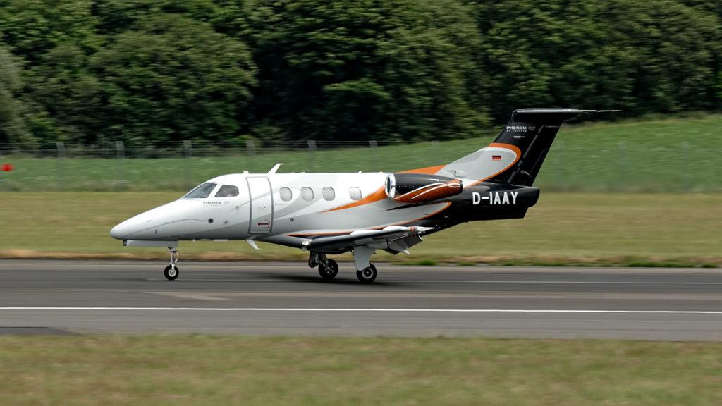 Embraer  EMB-500 Phenom 100   D-IAAY