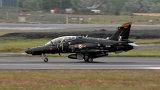 RAF  BAe Hawk 128 T.2   ZK016