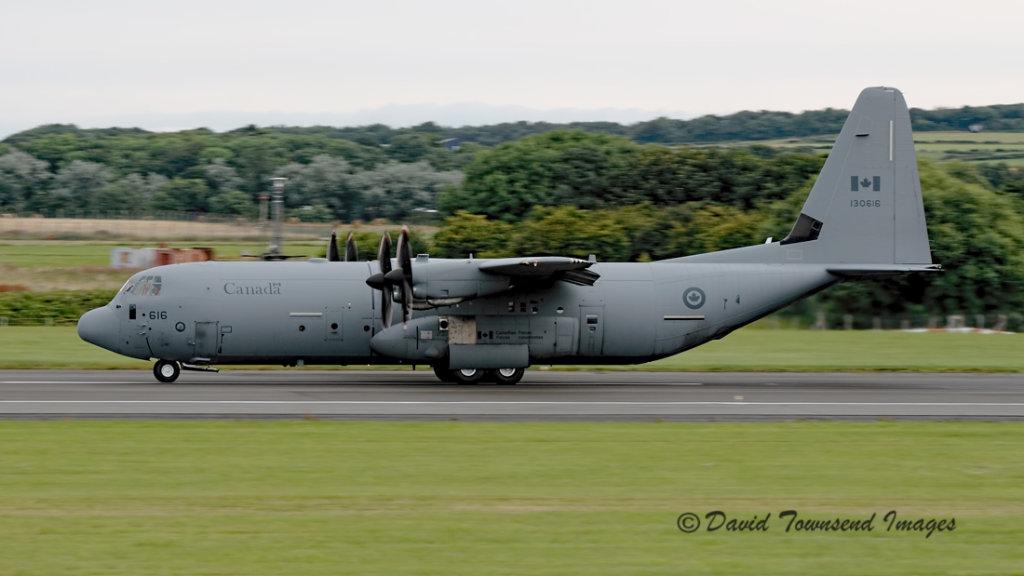 Canadian Forces  Lockheed Hercules  CC-130J-30  130616