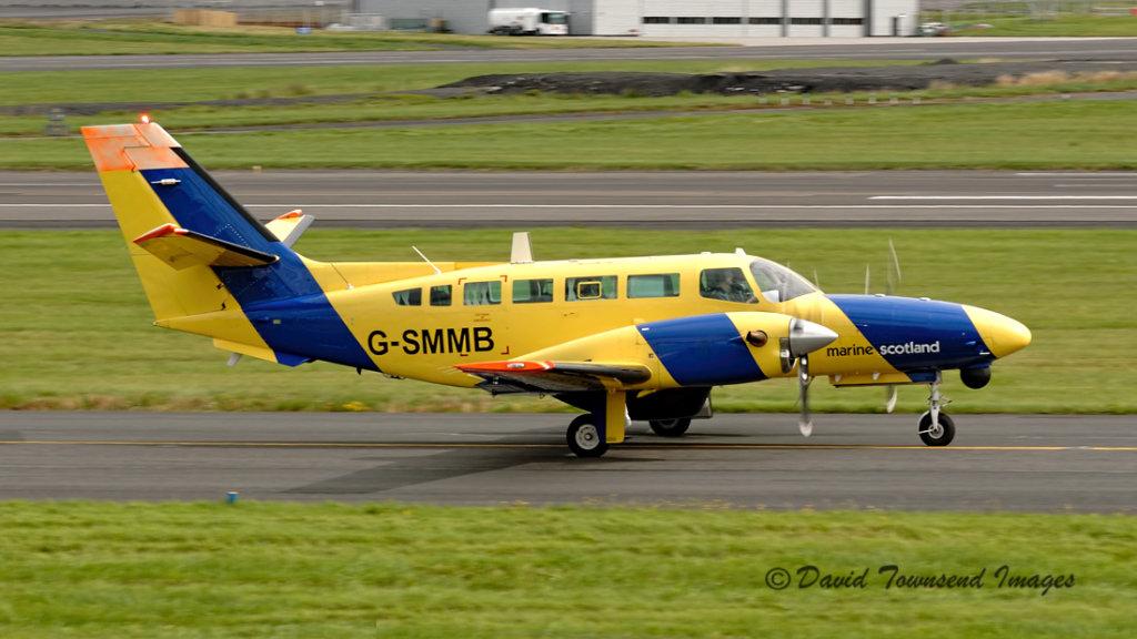 Reims F.406 Caravan II     G-SMMB