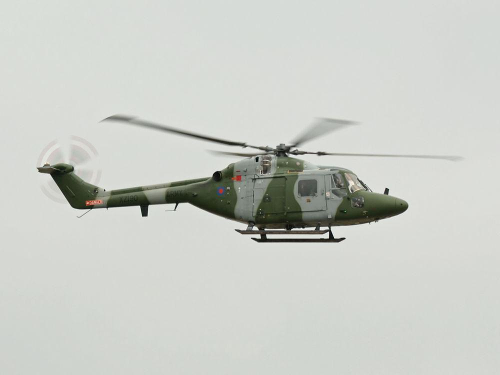 Army Air Corp  Westland Lynx AH-7    XZ190