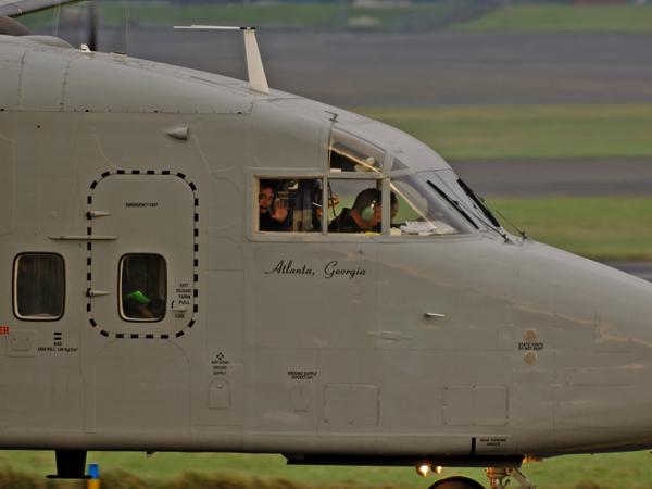 US Army  Sherpa  C-23B