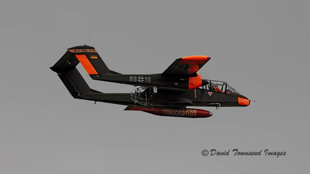 North American Rockwell  OV-10B Bronco   G-ONAA