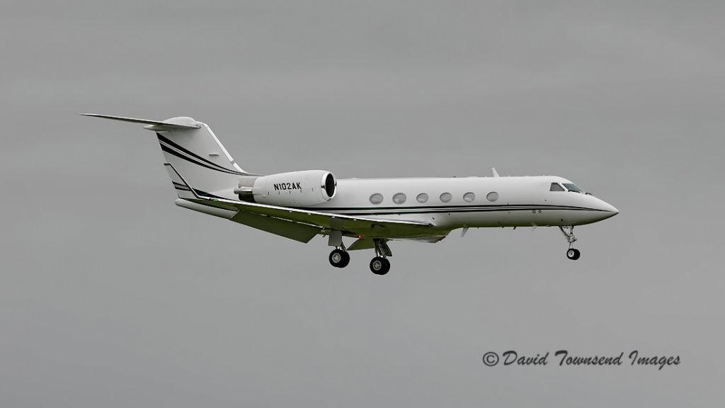 Gulfstream G-IV  N102AK