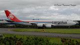 Cargolux Boeing 747-8R7F  LX-VCL