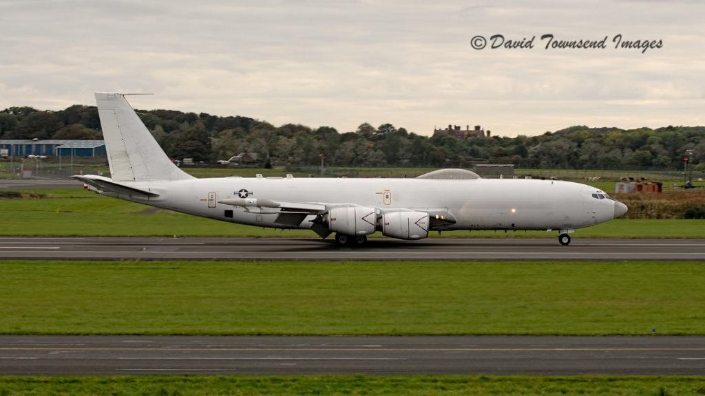 US Navy  Boeing E-6B   164386