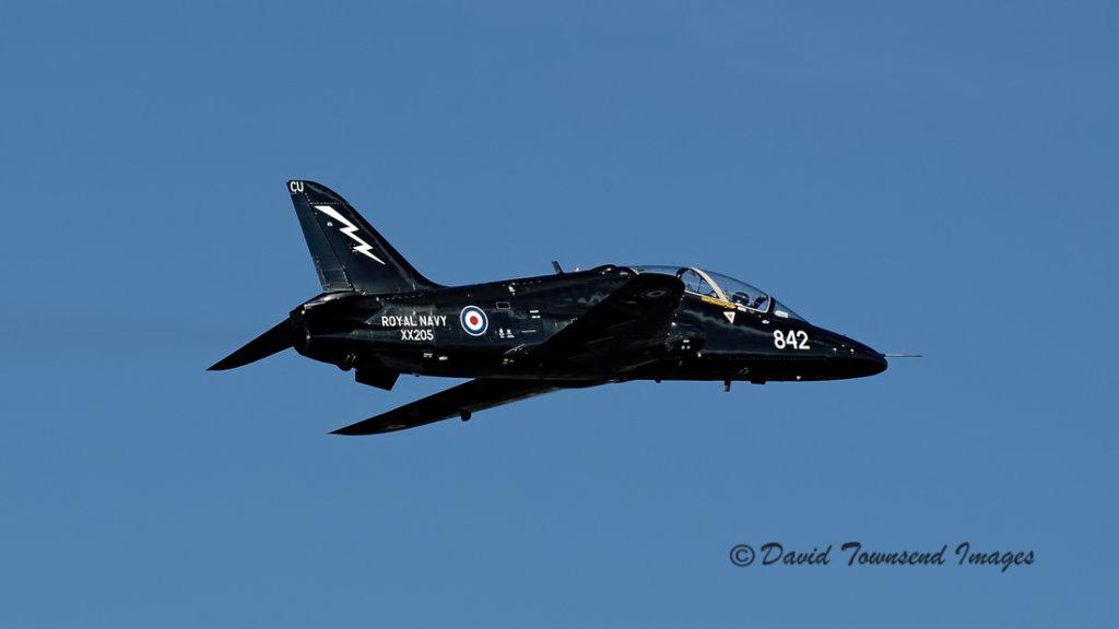 Royal Navy HS Hawk  T1A     XX205