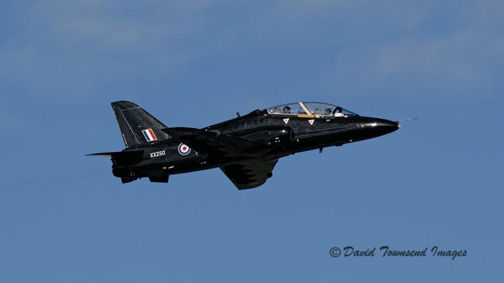 RAF HS Hawk T1A XX250