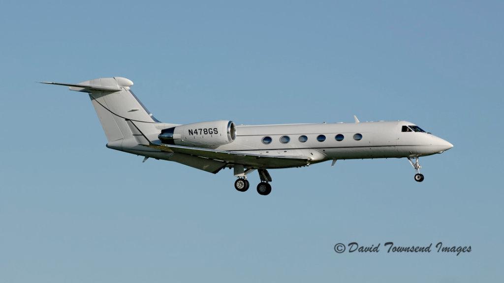 Gulfstream G-IV  N478GS