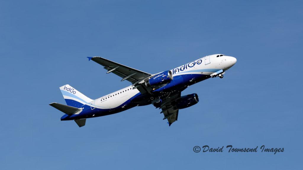 Indigo    Airbus A.320-232   VT-IDZ