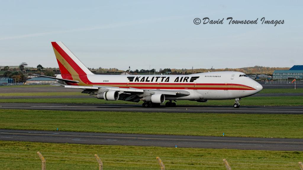 Kalitta Air   Boeing 747-222B/F  N793CK