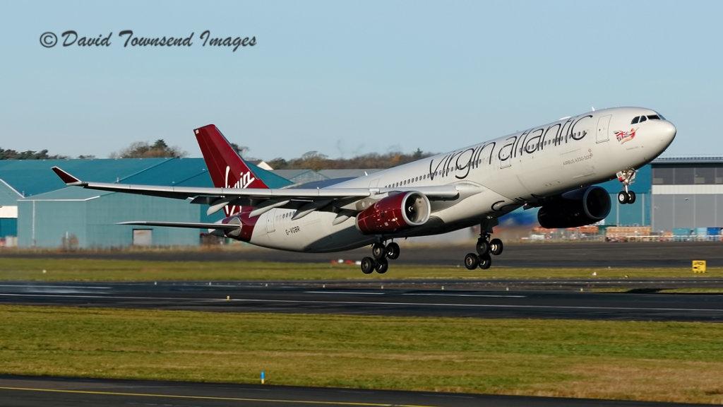 Virgin Atlantic Airways  Airbus  A330-343  G-VGBR