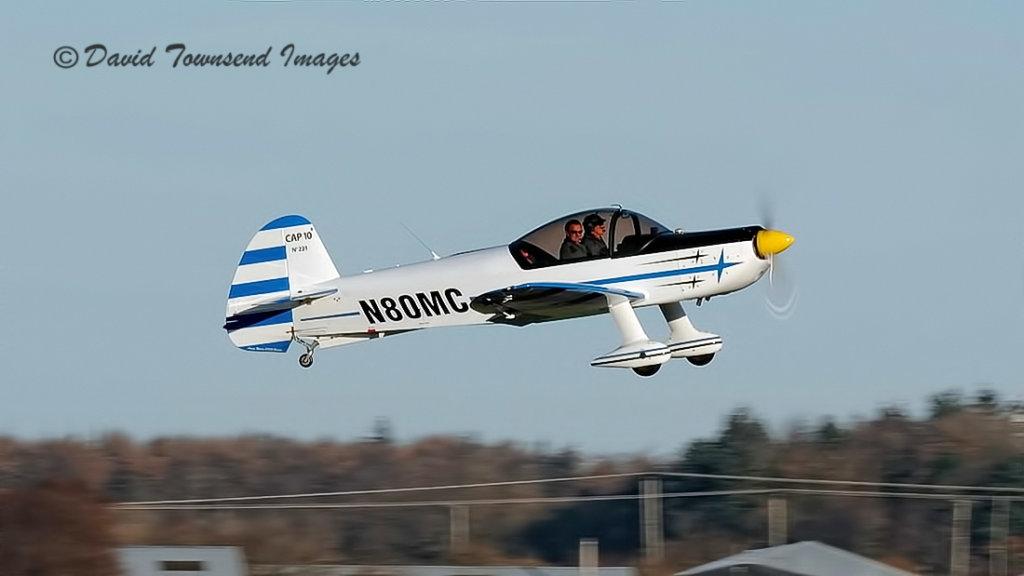 Cap Aviation  Cap-10  N80MC