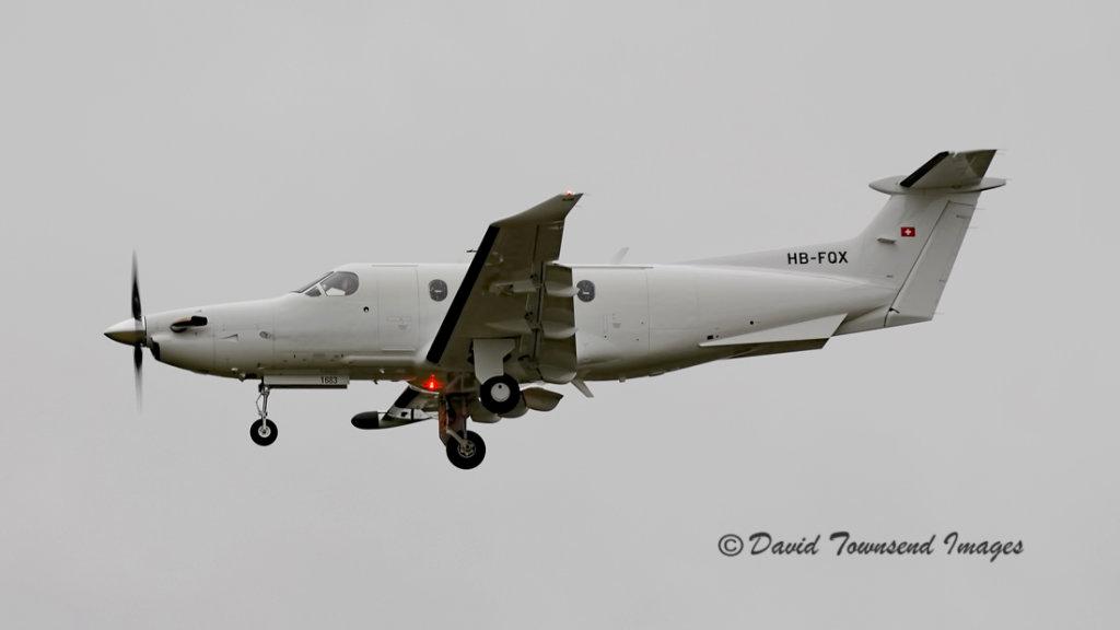 Pilatus  PC-12/47NG   HB-FQX (1683)