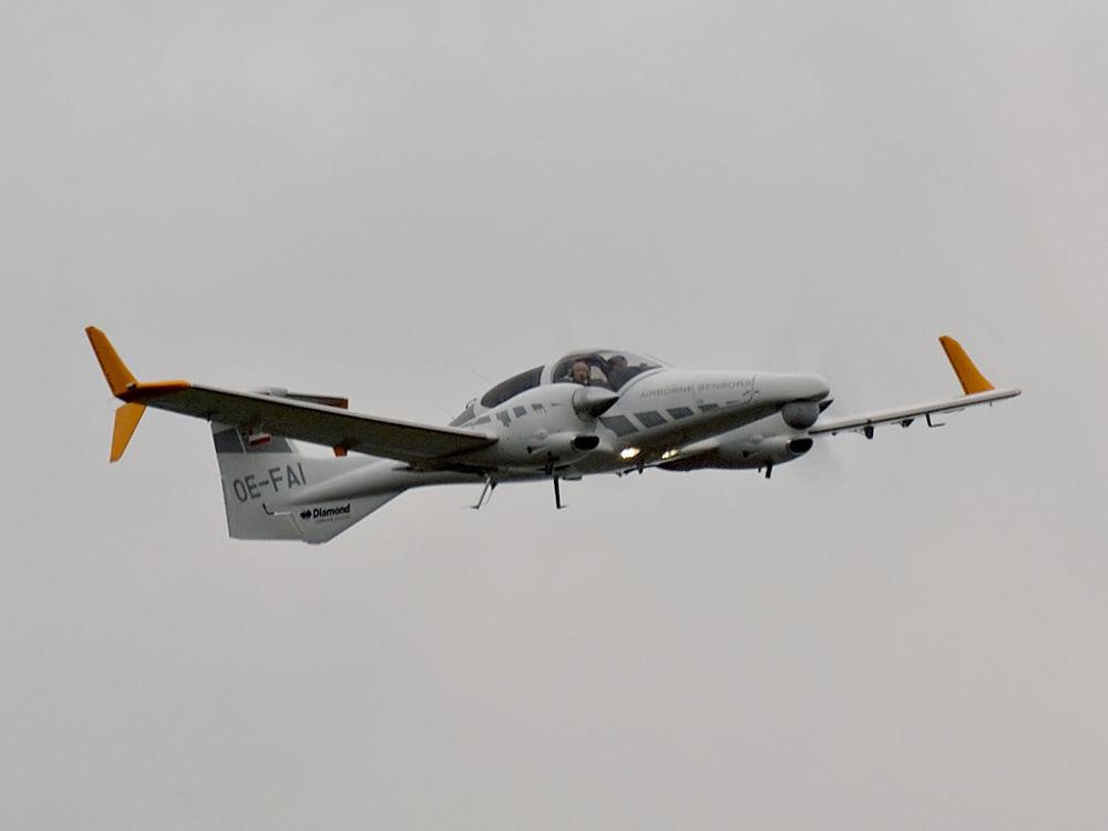 Diamond Airborne Sensing GMBH  Diamond DA-42M  OE-FAI