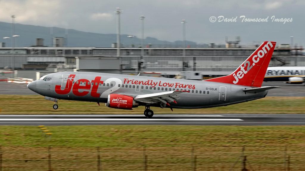 Jet 2 Boeing 737-330 G-CELK