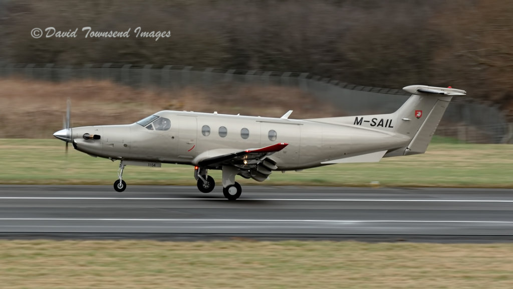 Pilatus  PC-12/47NG    M-SAIL (1154)