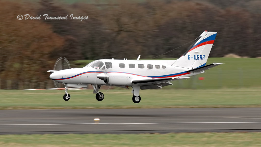 Cessna 441 Conquest 2     G-USAR