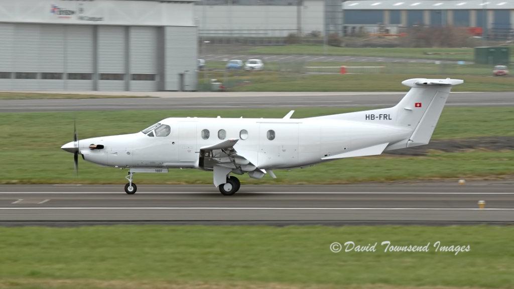 Pilatus  PC-12/47NG   HB-FRL (1697)