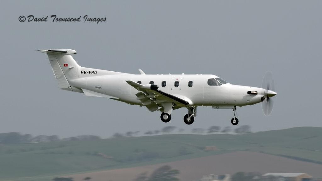 Pilatus  PC-12/47NG   HB-FRQ (1701)