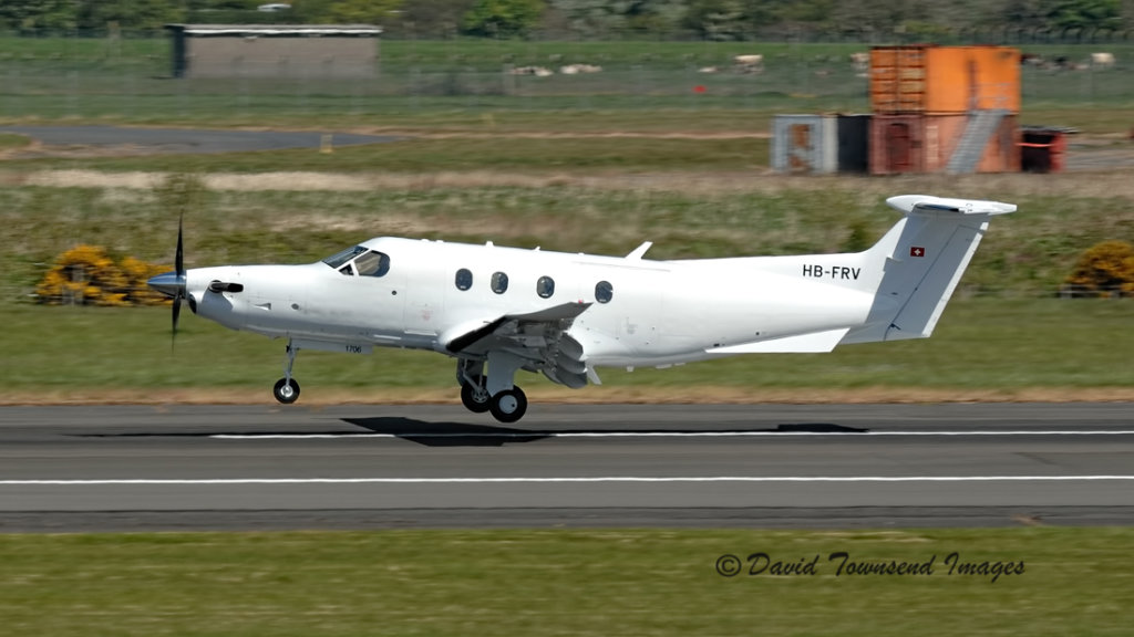 Pilatus  PC-12/47NG   HB-FRV (1706)