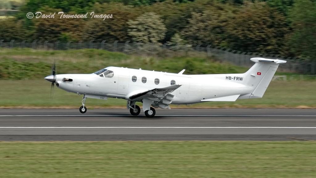 Pilatus  PC-12/47NG   HB-FRW (1707)
