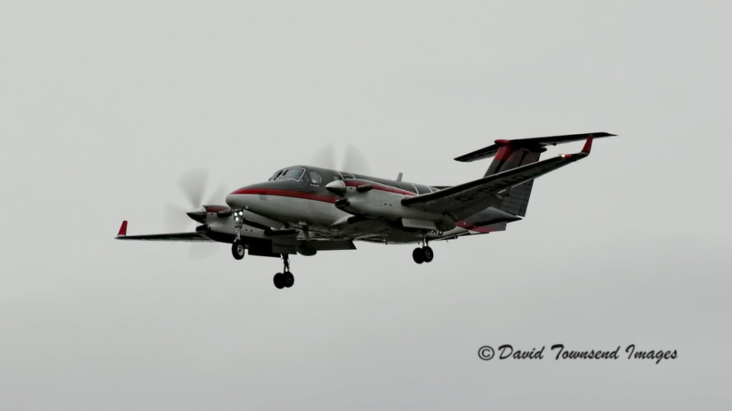 Gama Aviation    Beech Super Kingair B350C     G-GMAD
