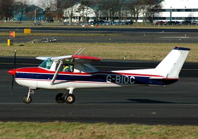 Cessna F.150L G-BIOC