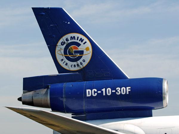 Gemini Air Cargo McDonnell Douglas DC-10-30F