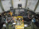 Old  Cockpit Simulator.