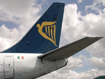 Ryanair<br> Boeing 737-230ADV