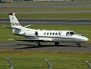 Cessna Citation 550  CS-DHA