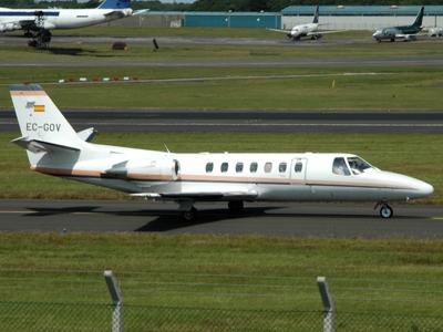 Cessna 560 Citation V Ultra  EC-GOV