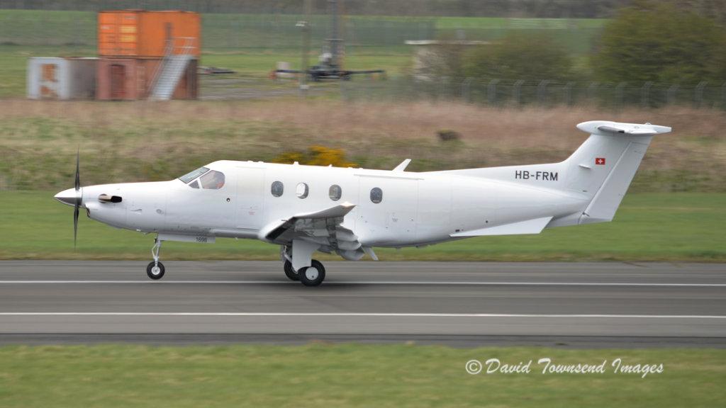 Pilatus  PC-12/47NG   HB-FRM (1698)